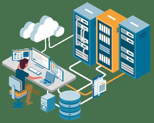 Data center managemenet